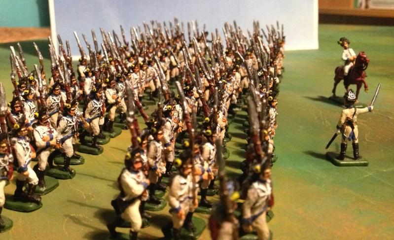 Le bataillon autrichien : le retour ... Img_7511