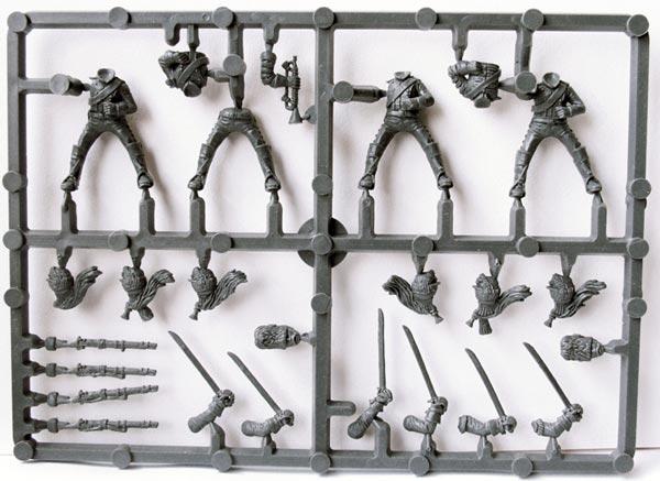 Projets en 28 mm : gardes d'Honneur italiens et gardes du Corps westphaliens Pictur10
