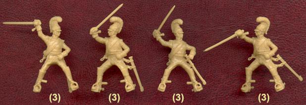 Projets en 28 mm : gardes d'Honneur italiens et gardes du Corps westphaliens Zve80312