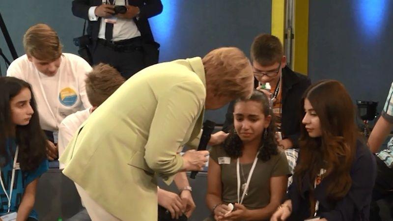 Israel Ja - Palästina Nein! - Seite 16 Merkel10