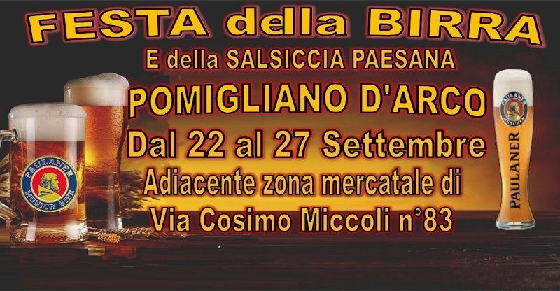 birra - Festa della Birra e della Salsiccia Paesana - Pomiglian D'Arco (NA) Locand12