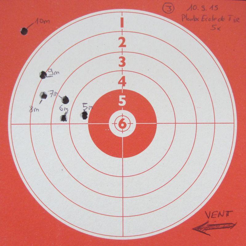 Browning M-Blade - Plus je tire de loin, plus les plombs montent en cible 10_09_11