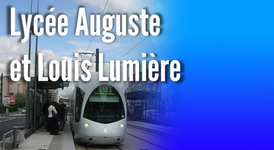 Forum du lycée Auguste et Louis Lumière