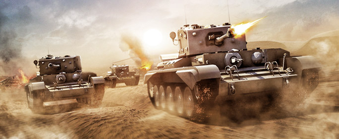 Clan de World of Tanks ''Ratas del desierto''.