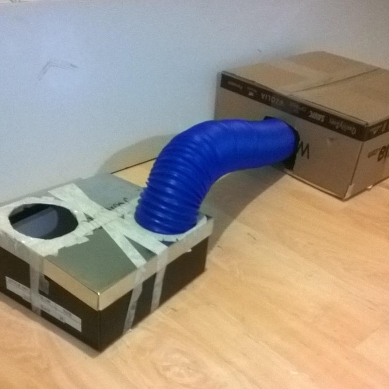 Boites à chaussures recyclés et cie ... lol Instag10