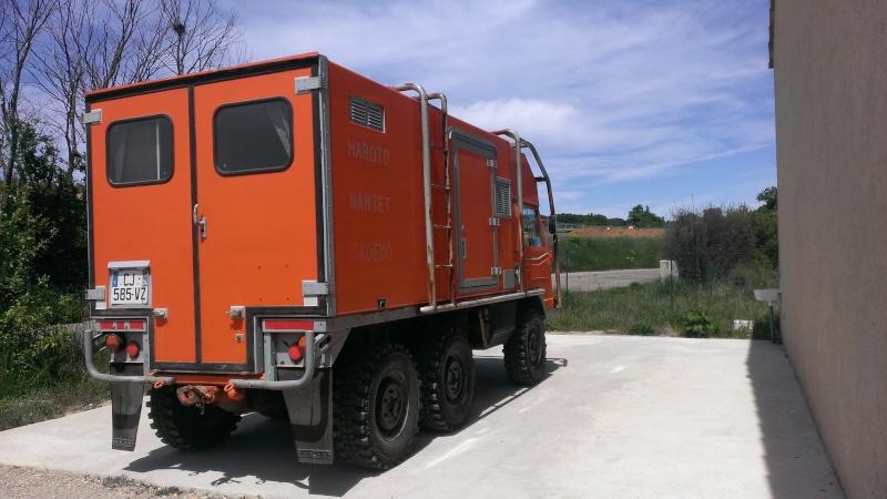 [38] Pinzgauer 6x6 camping car! Wp_20132