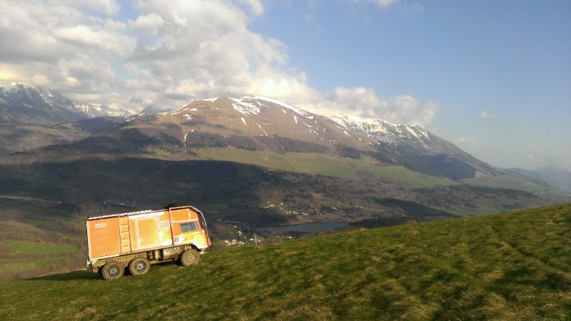 [38] Pinzgauer 6x6 camping car! Wp_20136