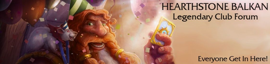Balkan Hearthstone Forum