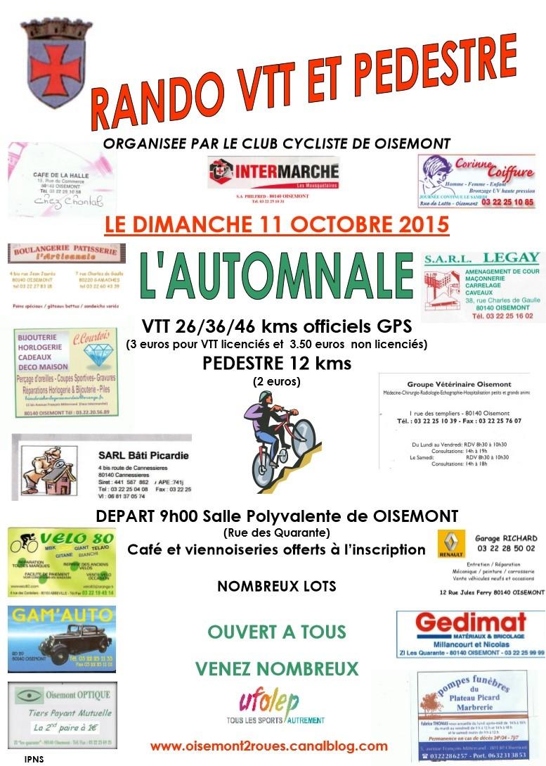 (80) OISEMONT L'automnale par CC Oisemont 11/10/2015 Oisemo10