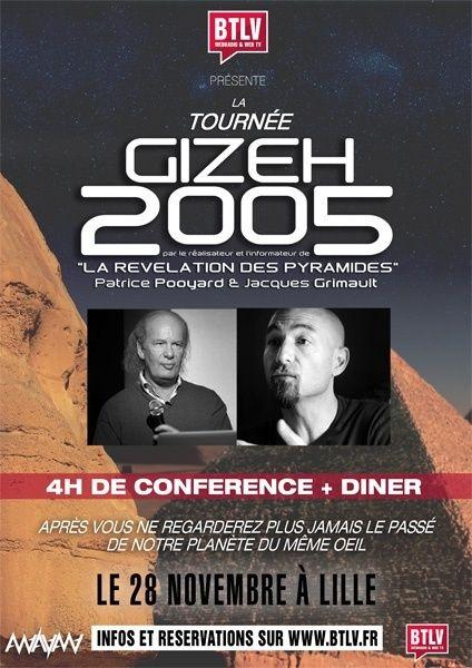 Conférence GIZEH 2005 6611