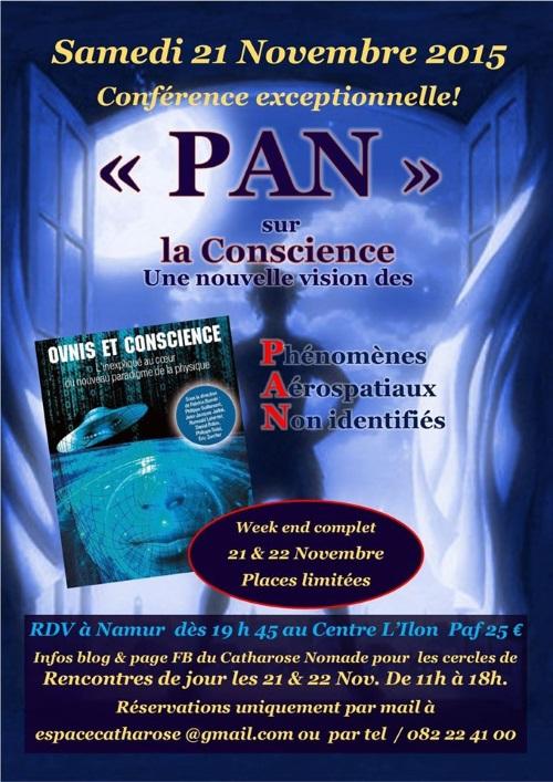 Annonce Conférence PAN sur la Conscience Pan_su12