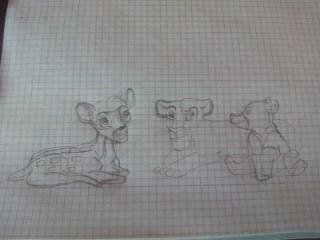 Los dibujos de Reina Leona Civxkw10