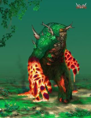 Monstruos y Fieras del Bosque 6acb4412