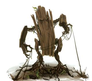 Monstruos y Fieras del Bosque Forest10