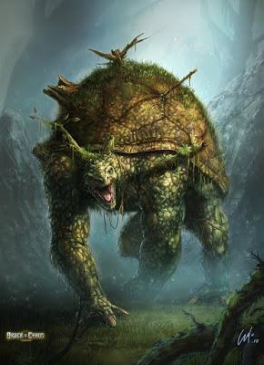 Monstruos y Fieras del Bosque Forest11
