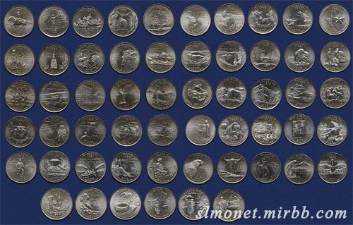 Монеты США и Канады Yi_19910
