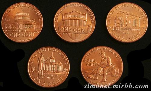 Монеты США и Канады Yi_20011
