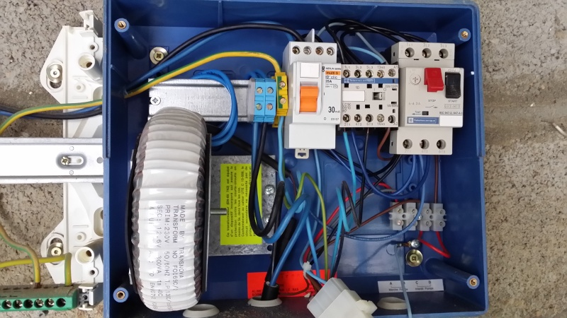 Insertion module  Fibaro GMS-221 2015-010