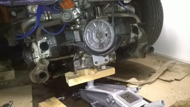 Dépose moteur et boite - y'en a besoin !!! Wp_20114