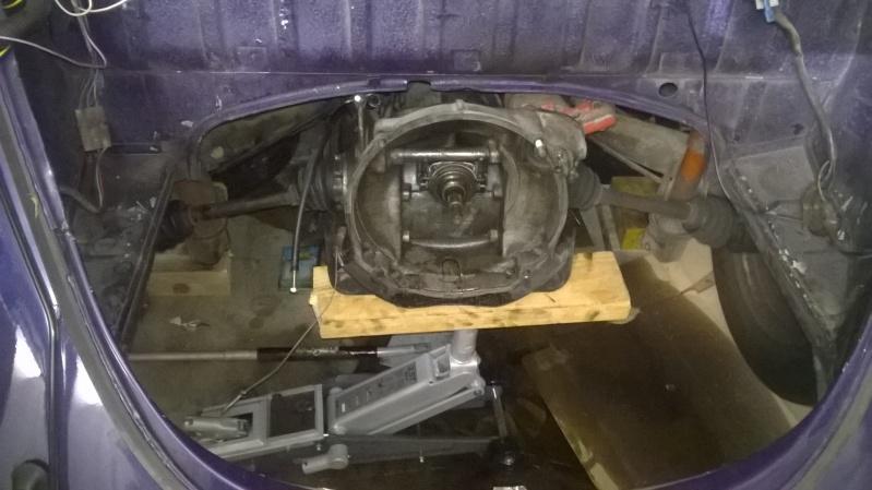 Dépose moteur et boite - y'en a besoin !!! Wp_20115