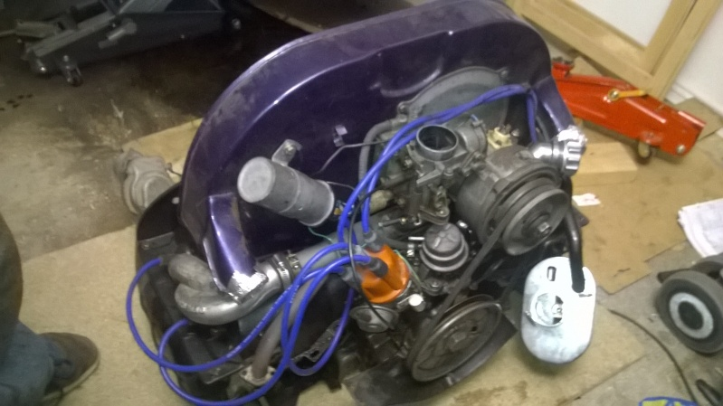 Dépose moteur et boite - y'en a besoin !!! Wp_20116
