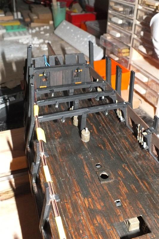 Black Pearl von Hachette gebaut von Scampolo - Seite 2 Dscf1841
