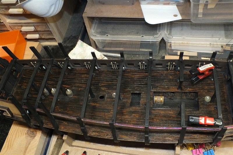 Black Pearl von Hachette gebaut von Scampolo - Seite 2 Dscf1843