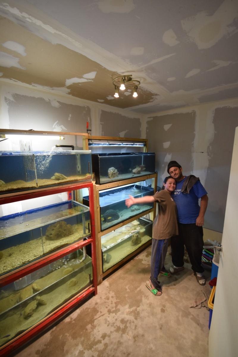installation fishroom  Dsc_0714