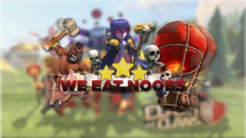 We Eat Noobs Clan