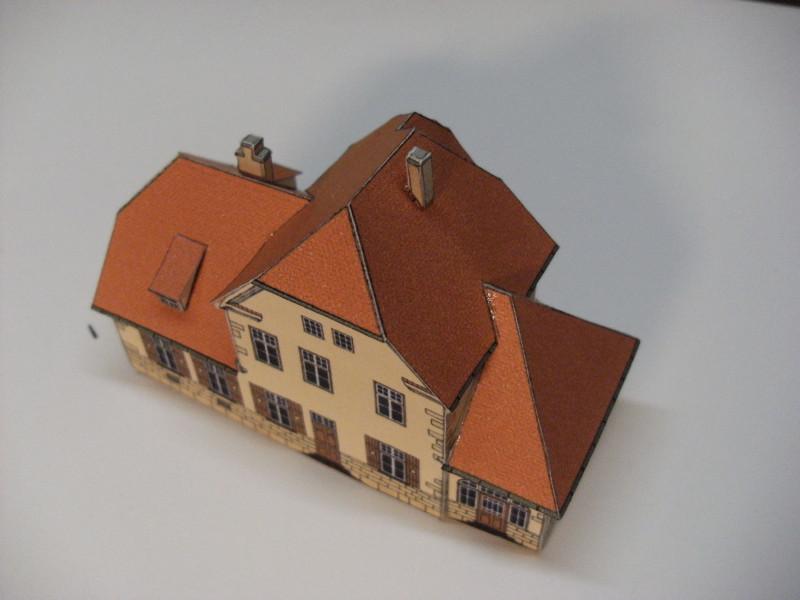 Bahnhof Schrein, Maßstab 1:250 Bahnho16