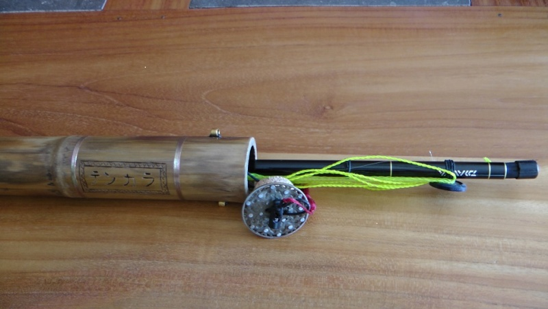 tube canne Tenkara H3710012