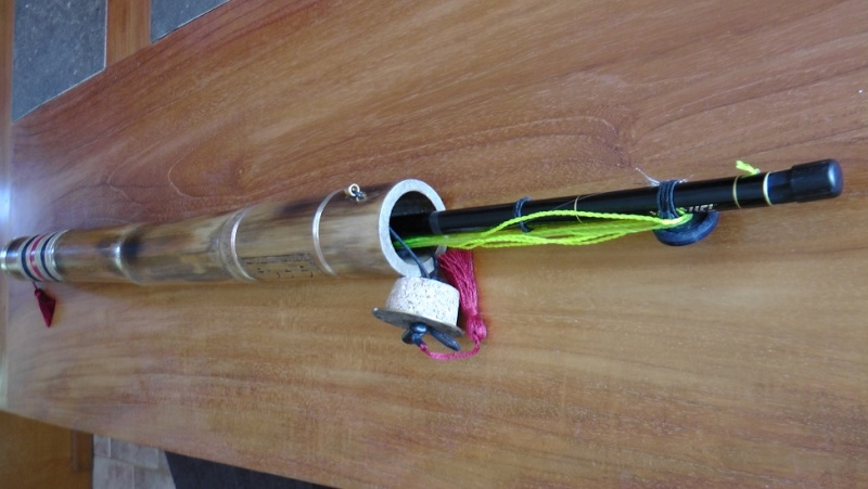 tube canne Tenkara H3710014