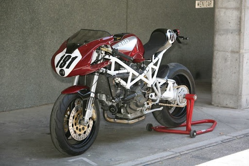 Projet ST2 / Café Racer Image14