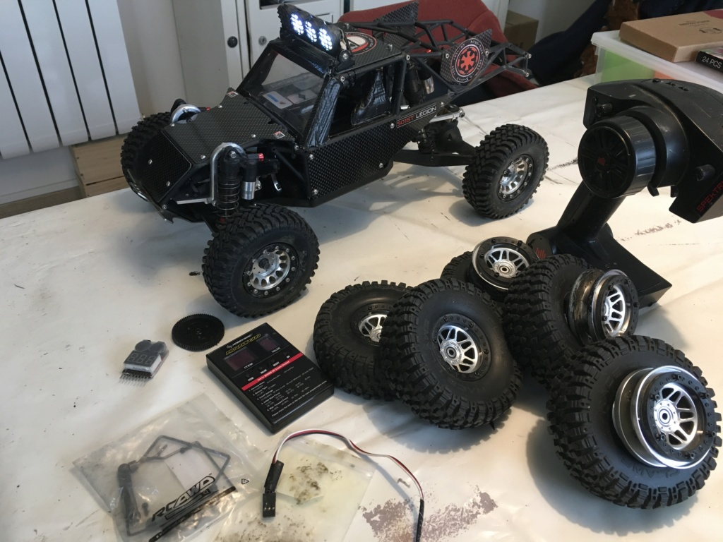 [VENDS] vaterra Twin hammers 2860a110
