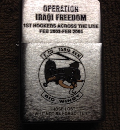 Show your Military Lighters Image20
