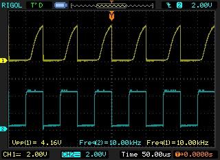 Signal de sortie générateur de fréquences sale Newfil17