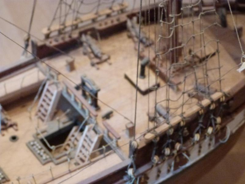 Der Schrauber: HMS Victory P1030728