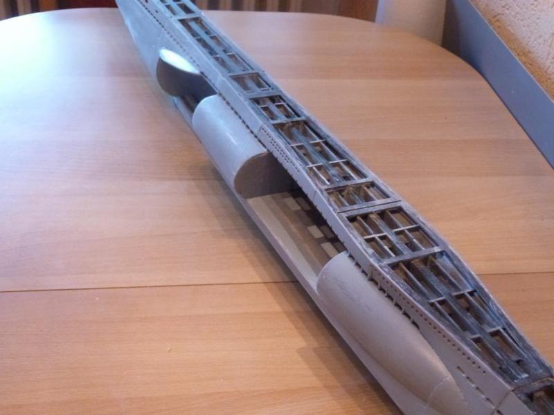 Der Schrauber: HMS Victory P1030729