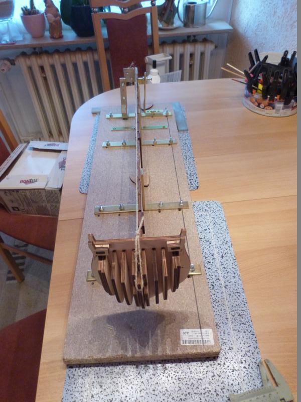 Der Schrauber: HMS Victory P1030741