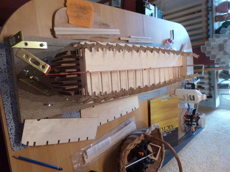 Der Schrauber: HMS Victory P1030747
