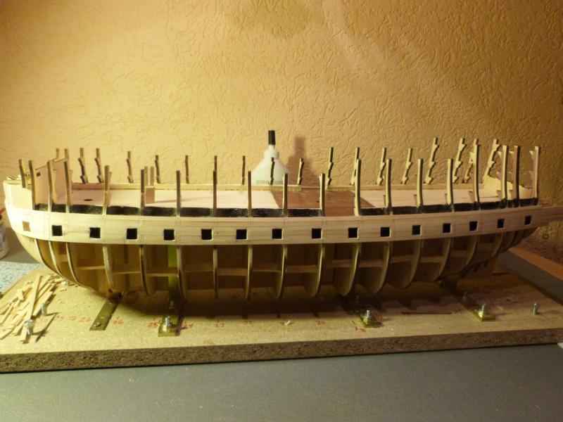 Der Schrauber: HMS Victory - Seite 2 P1030810