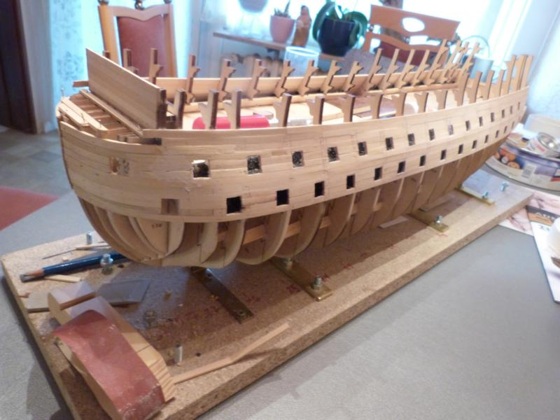 Der Schrauber: HMS Victory - Seite 2 P1030816
