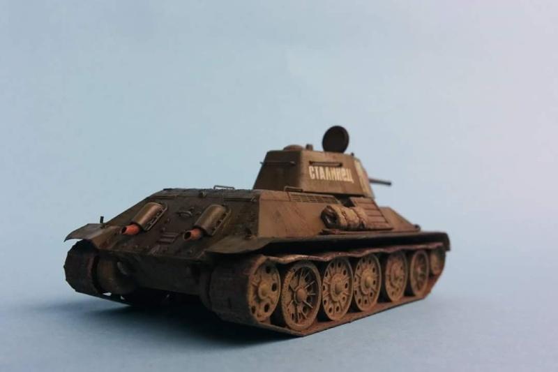 Blindé - T-34/76 Zvezda 1/72 Fb_img18