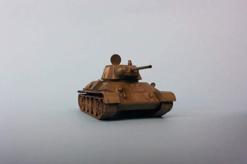 Blindé - T-34/76 Zvezda 1/72 Fb_img20