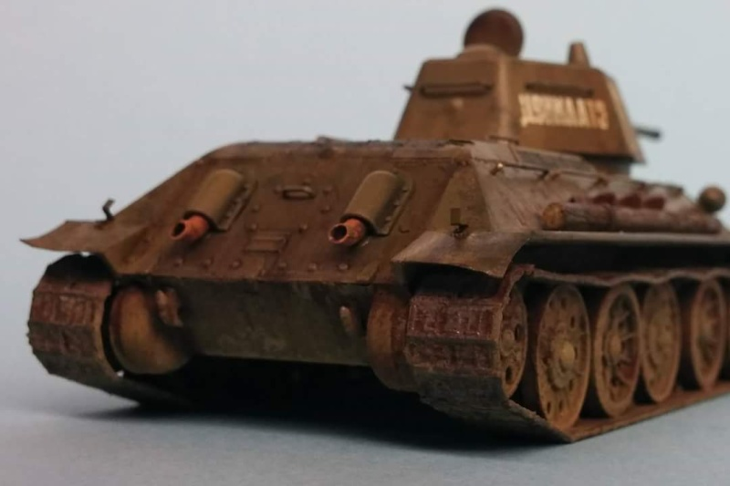 Blindé - T-34/76 Zvezda 1/72 Fb_img22