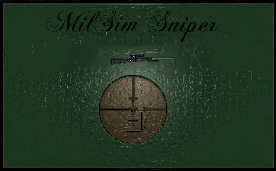 MilSim Sniper