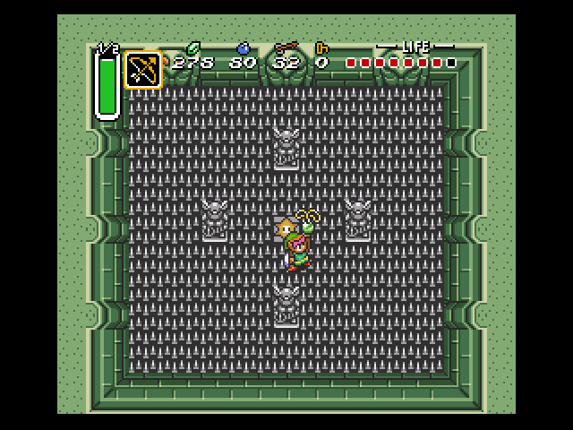 Zelda3 IQ test grand release Firstp10