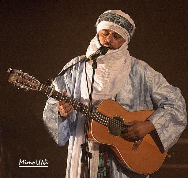 Tinariwen le triomphe  sonorités  Touareg  Alhoss10