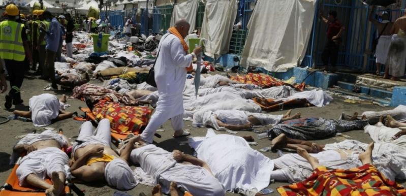 Chronologie des carnages a Ména a la Meque Mecque10