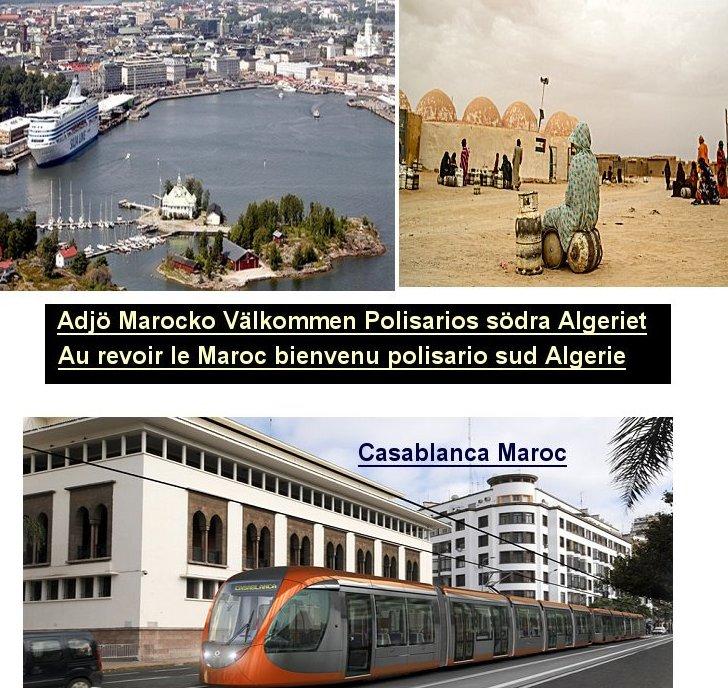 La Suède au secours du Polisario Algerien Suede110